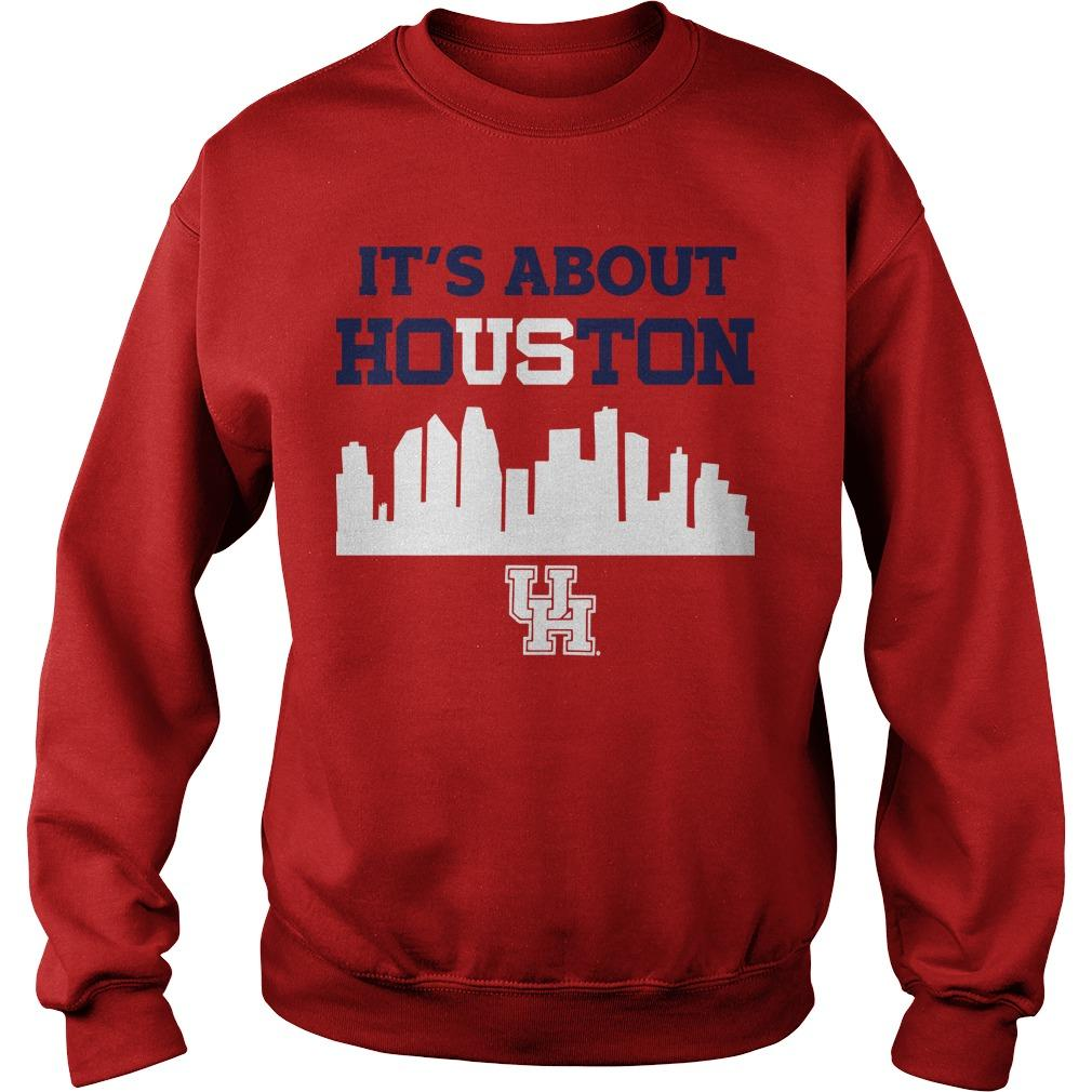 Joseph Duarte It's About Houston Sweater
