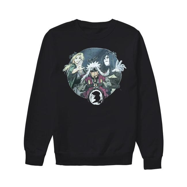 Megan Thee Stallion Naruto Sannin Sweater