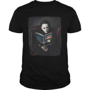Michael Myers Redding Book Stephen King Shirt