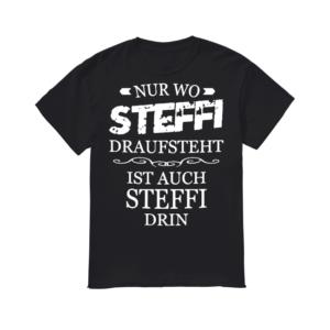 Nur Wo Steffi Draufsteht Ist Auch Steffi Drin