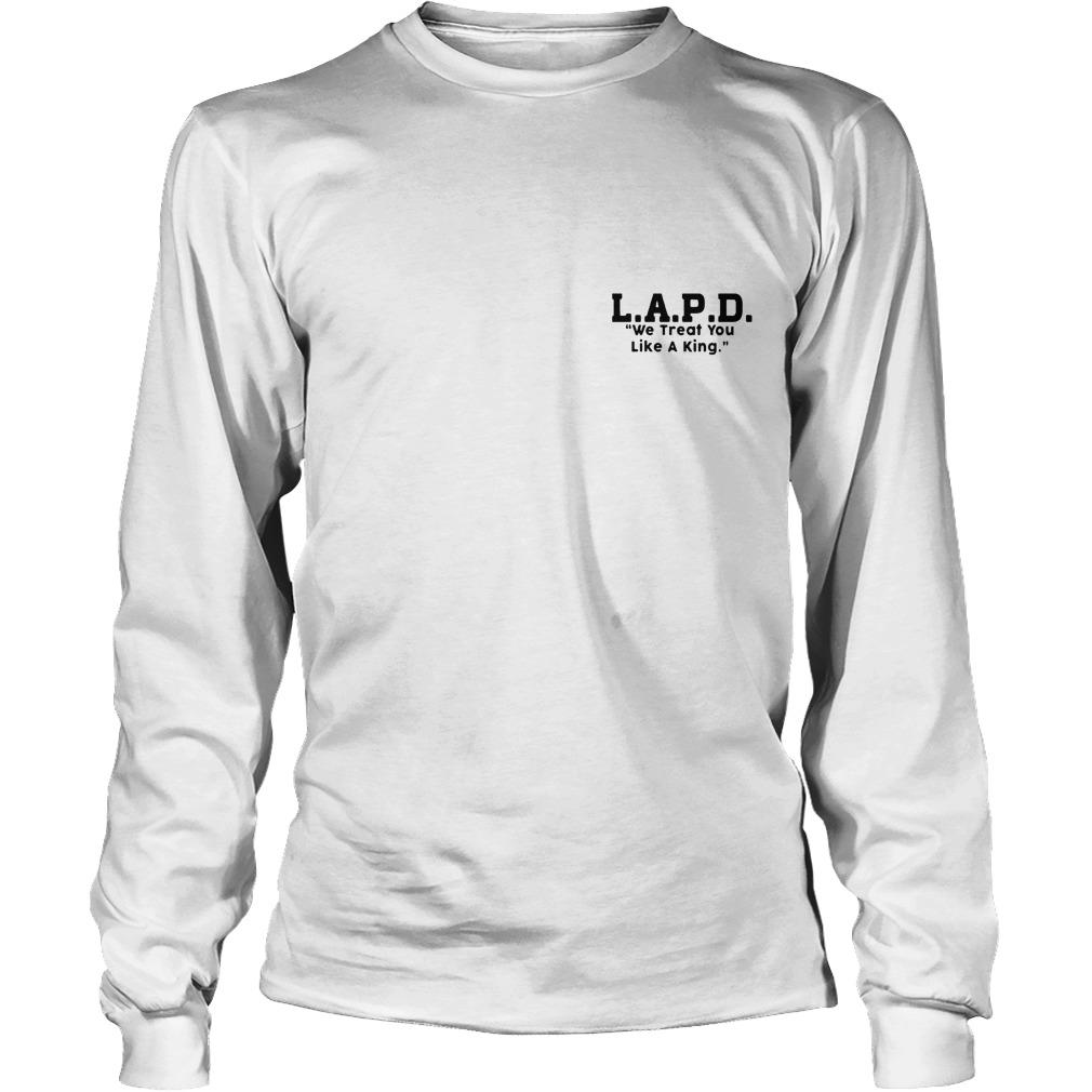 Philly Police Commissioner T Longsleeve