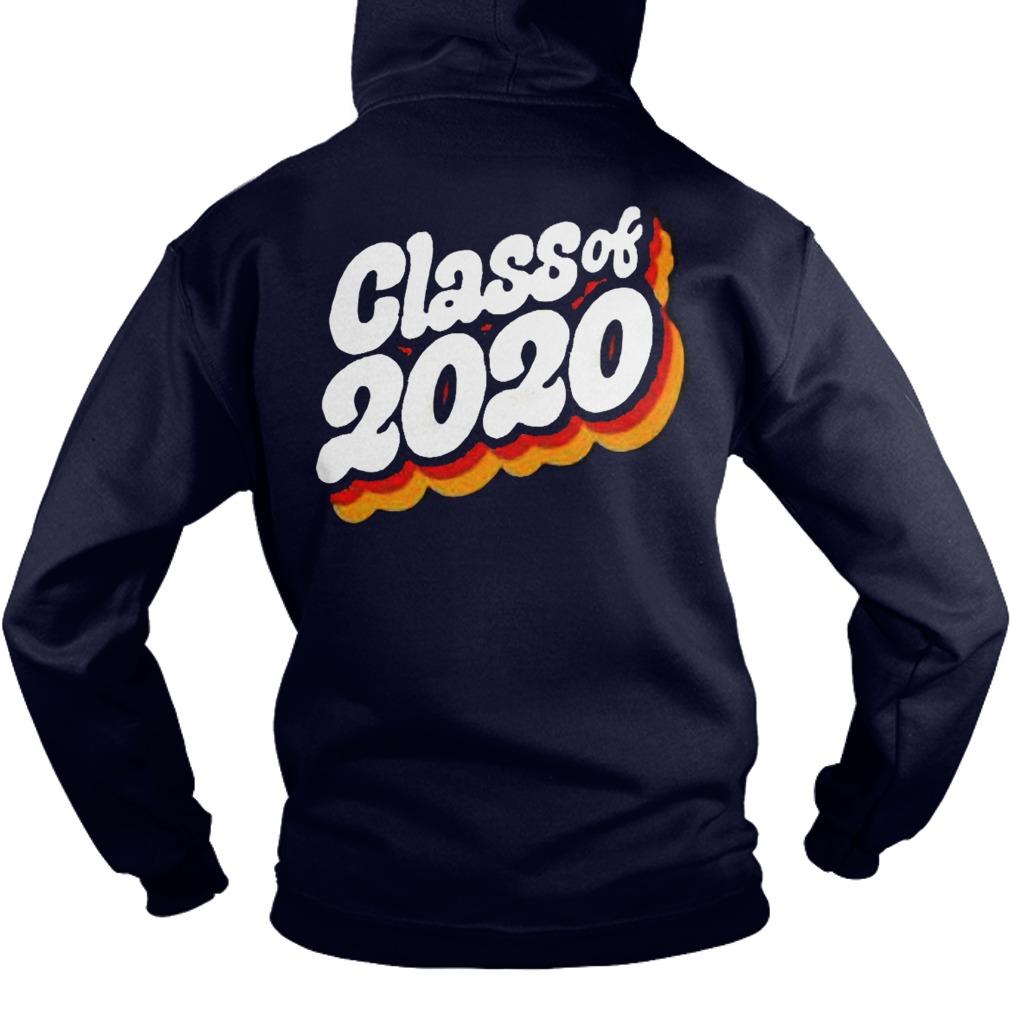 Seniority Virginity Rocks Class Of 2020 Hoodie