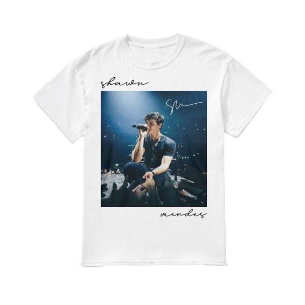 Shawn Mendes Signature Shirt