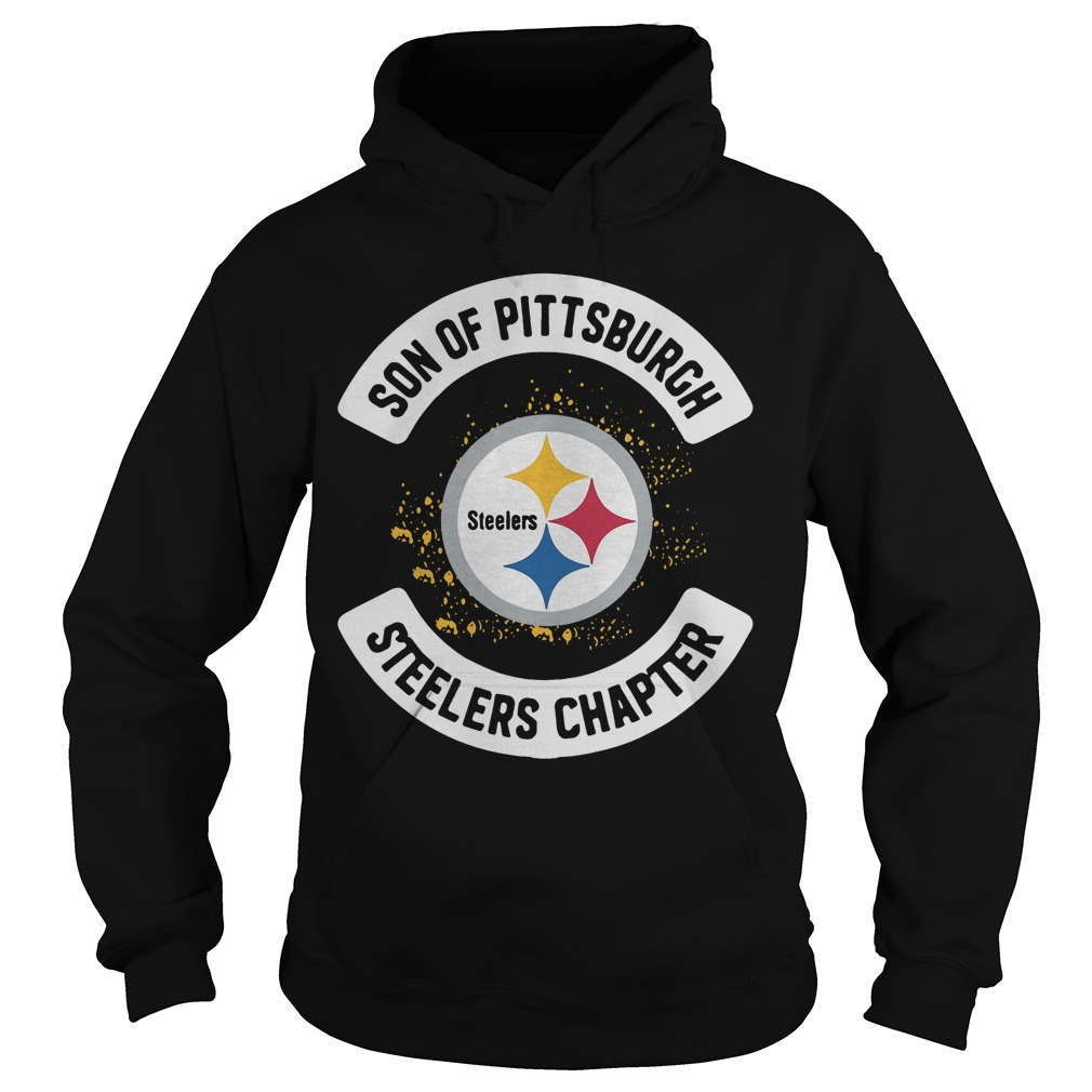 Son Of Pittsburgh Steelers Chapter Hoodie