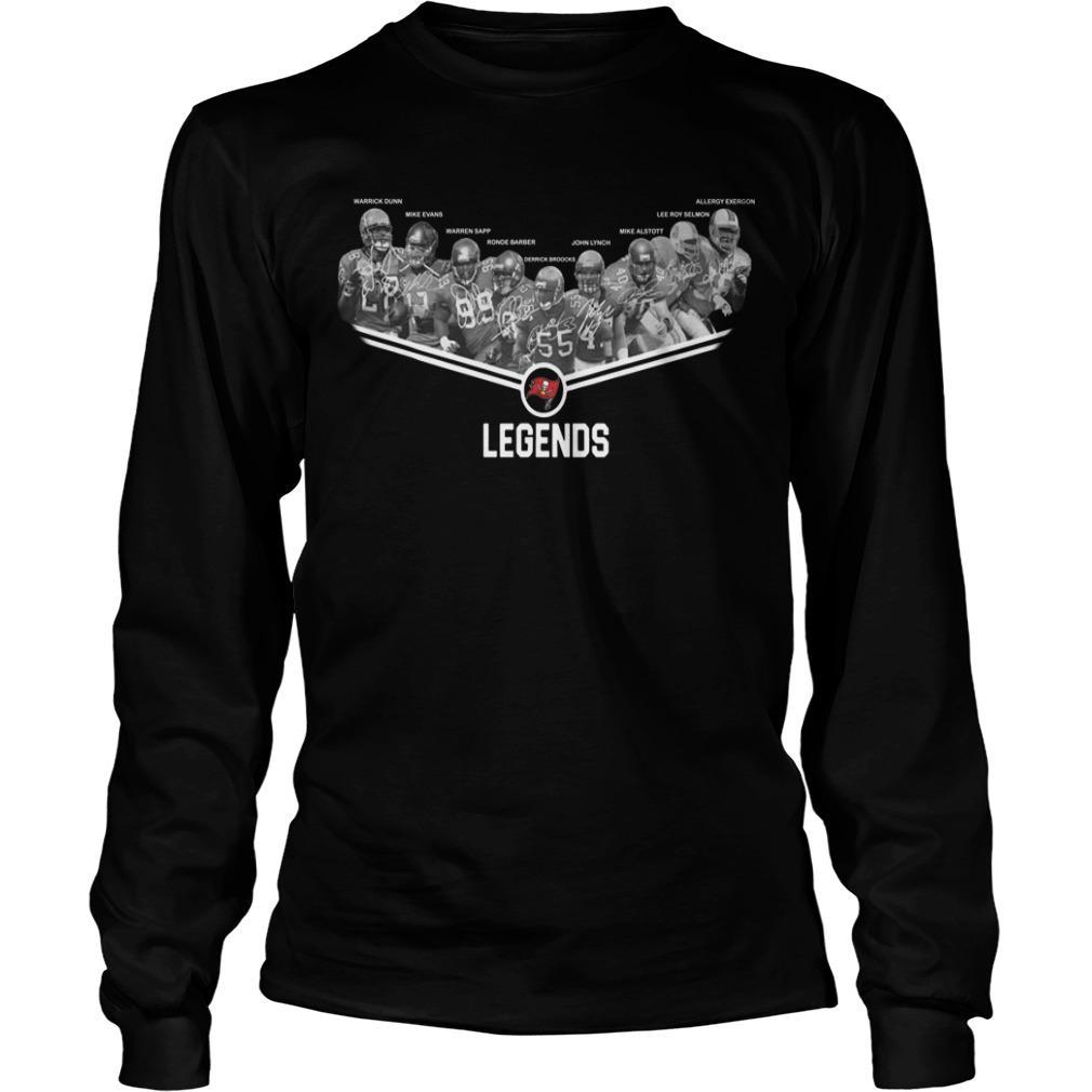 Tampa Bay Buccaneers Team Legends Longsleeve