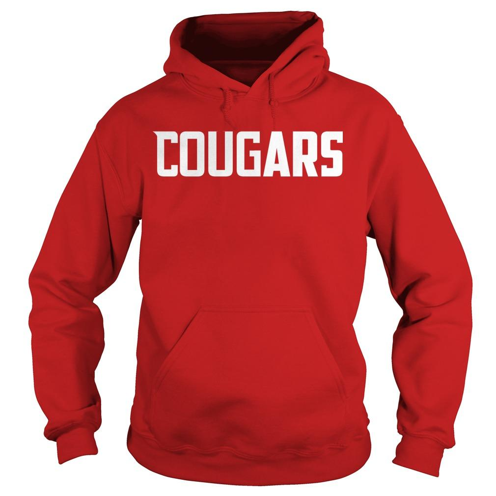 Washington State Gardner Minshew Cougars Hoodie
