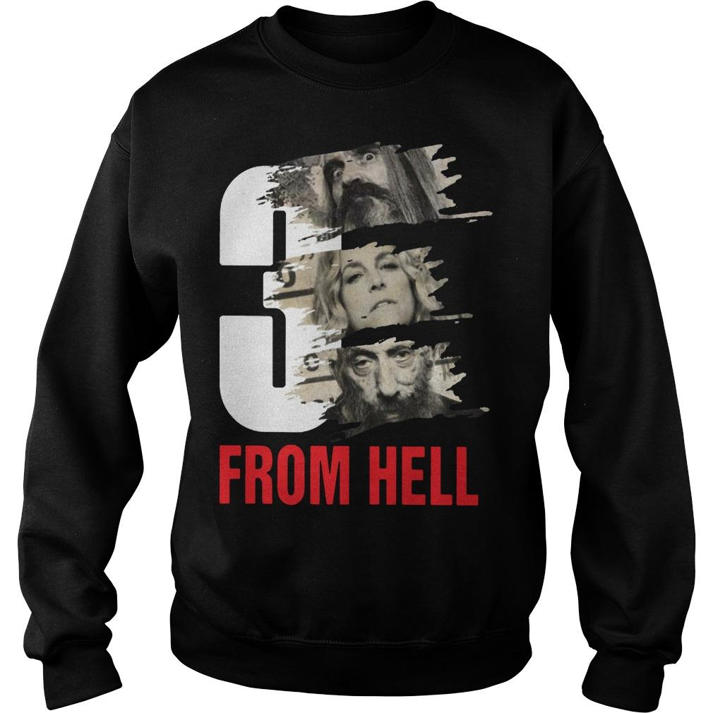 3 From Hell T Sweater