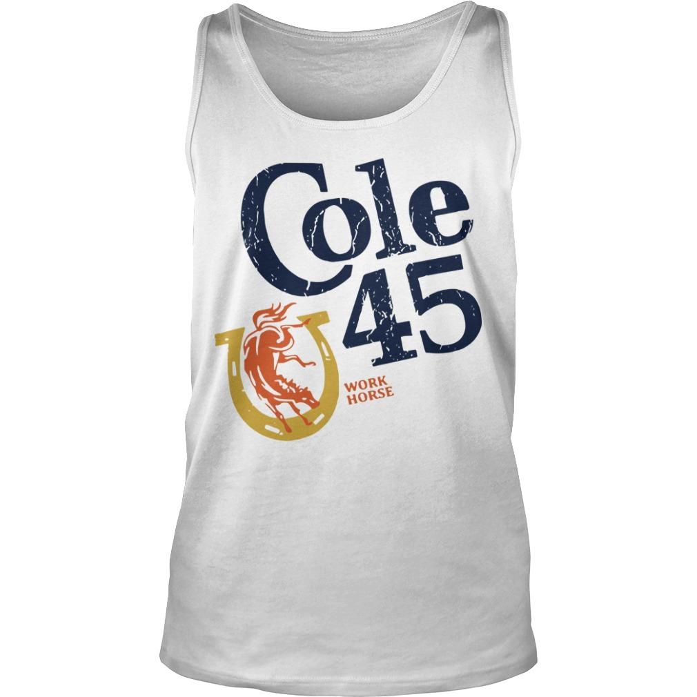Amy Cole Cole 45 Tank Top