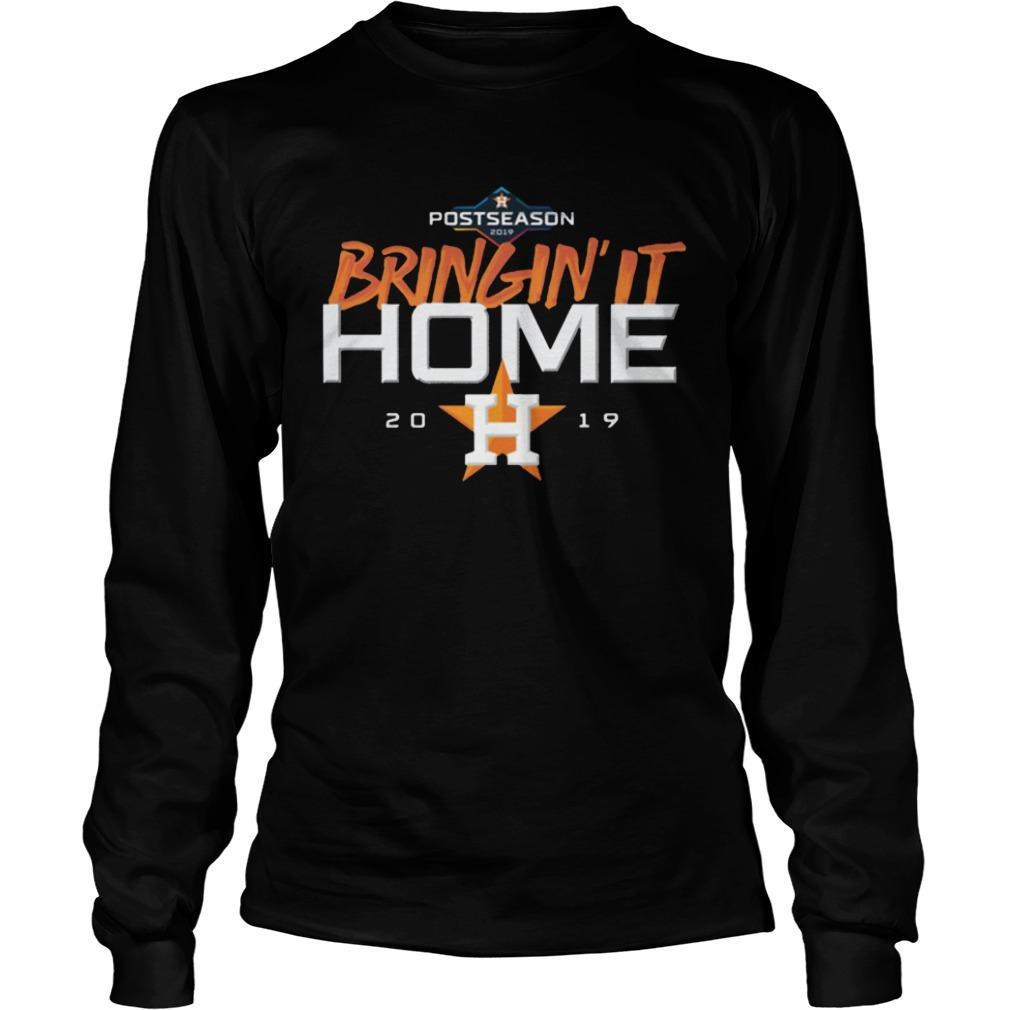 Bringing It Home Astros Longsleeve