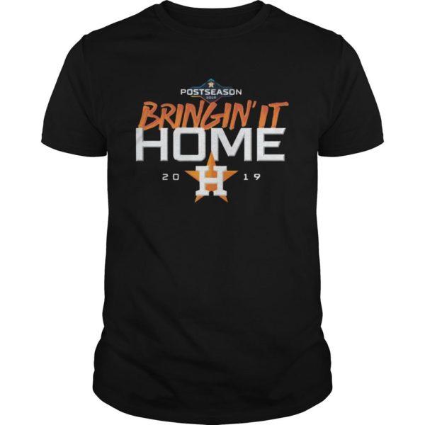Bringing It Home Astros Shirt