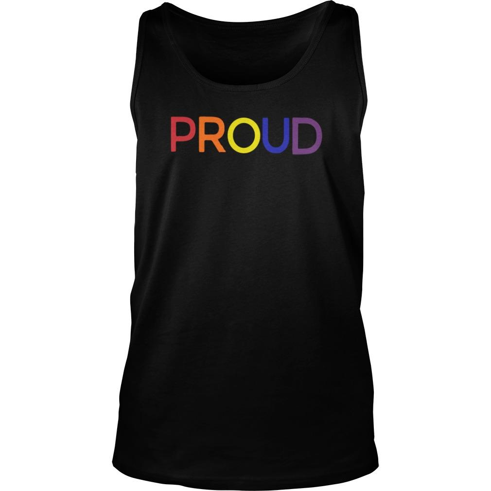 Brooklyne Proud Tank Top
