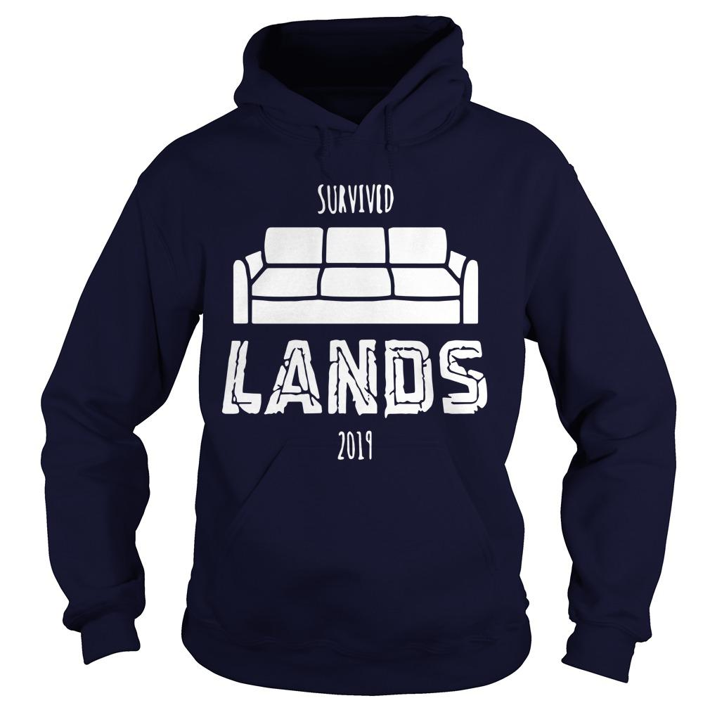 Couch Survived Lands 2019 Hoodie