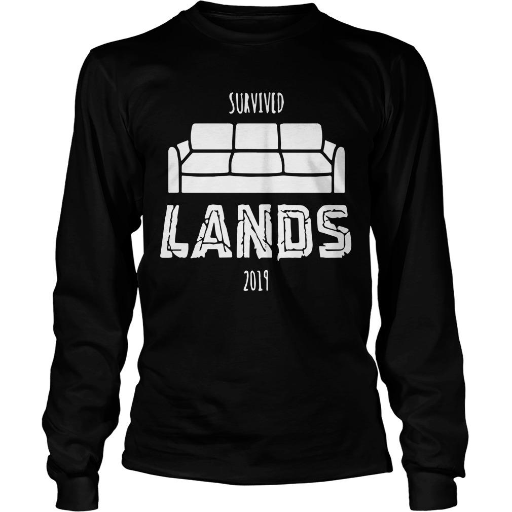 Couch Survived Lands 2019 Longsleeve