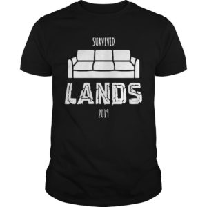 Couch Survived Lands 2019 Shirt