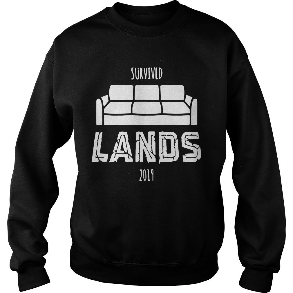 Couch Survived Lands 2019 Sweater