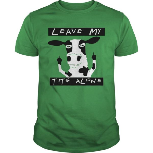 Cow Leave Me Alone Shirt