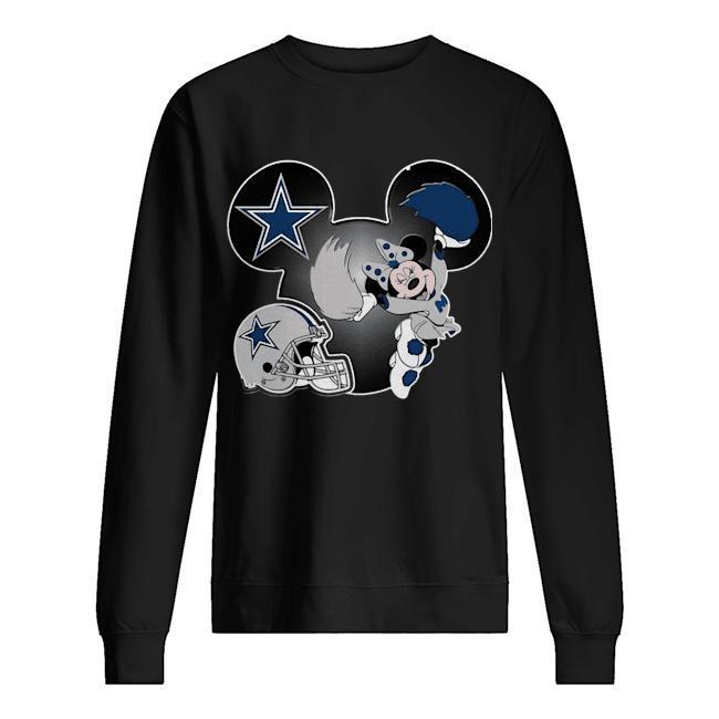 Dallas Cowboy Minnie Sweater