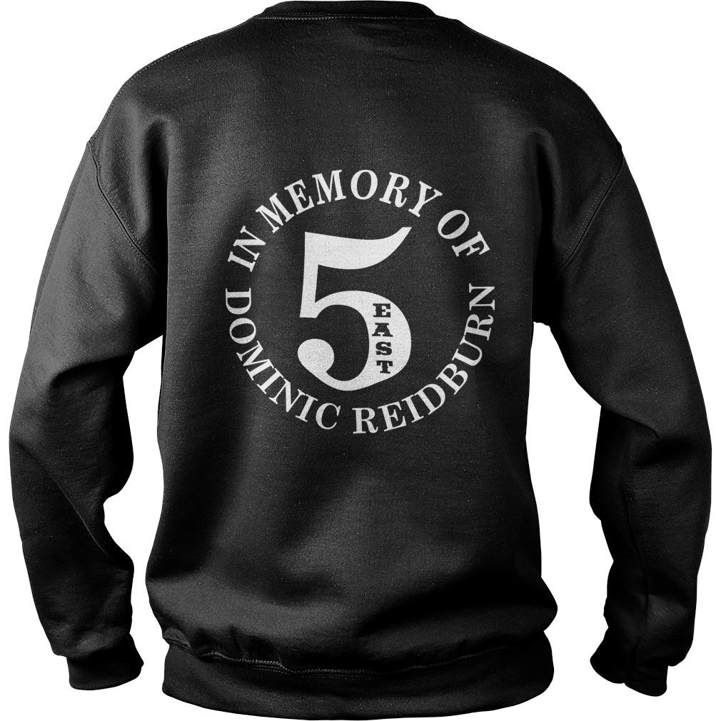 East Side Legend In Memory Of Dominic Reidburn Sweater