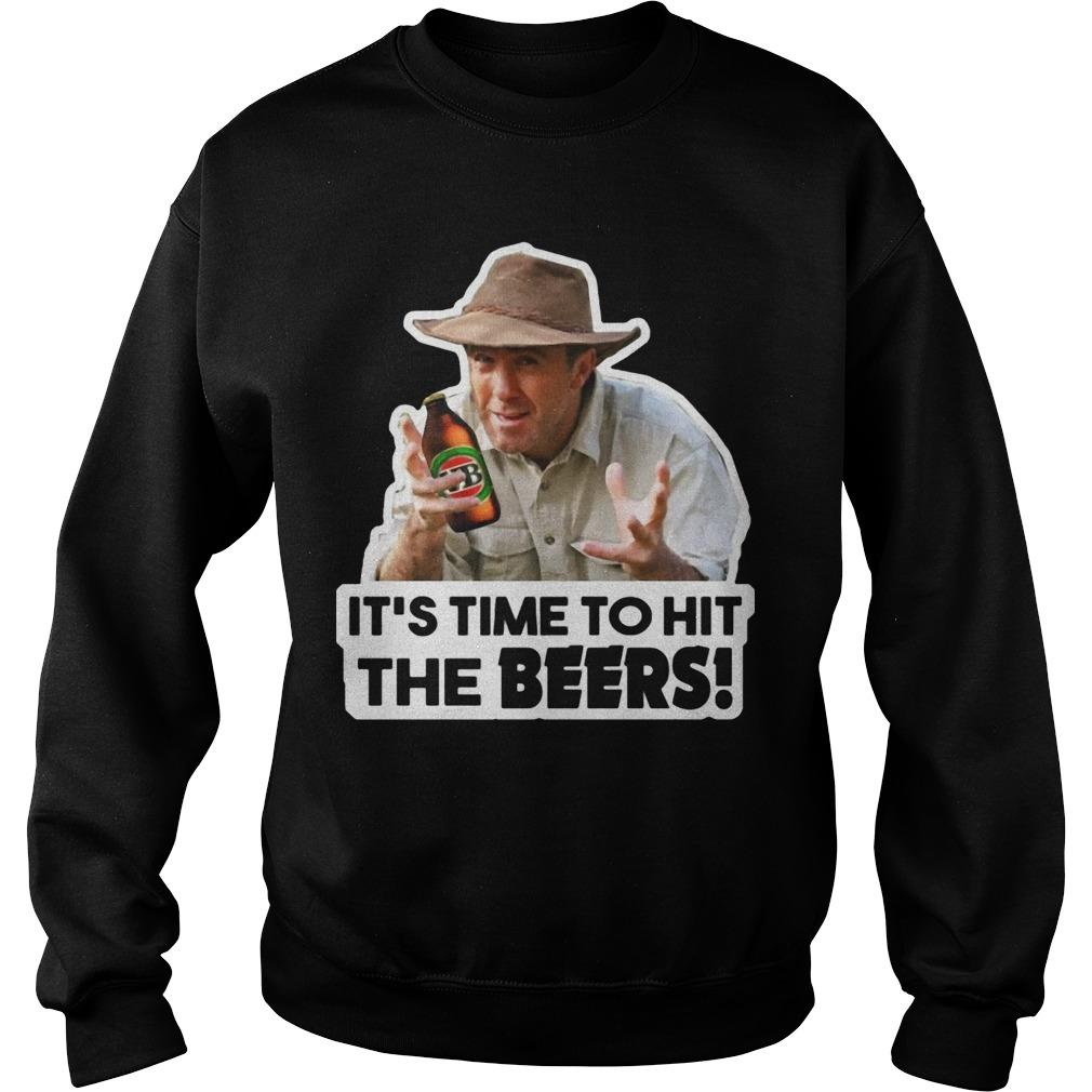 It's Time To Hit The Beers Sweater