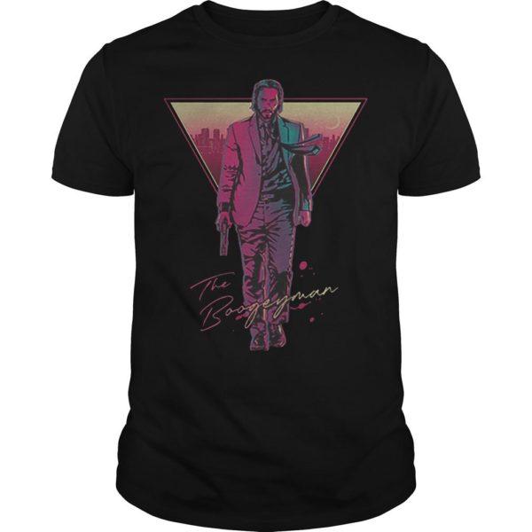 John Wick The Boogeyman Shirt
