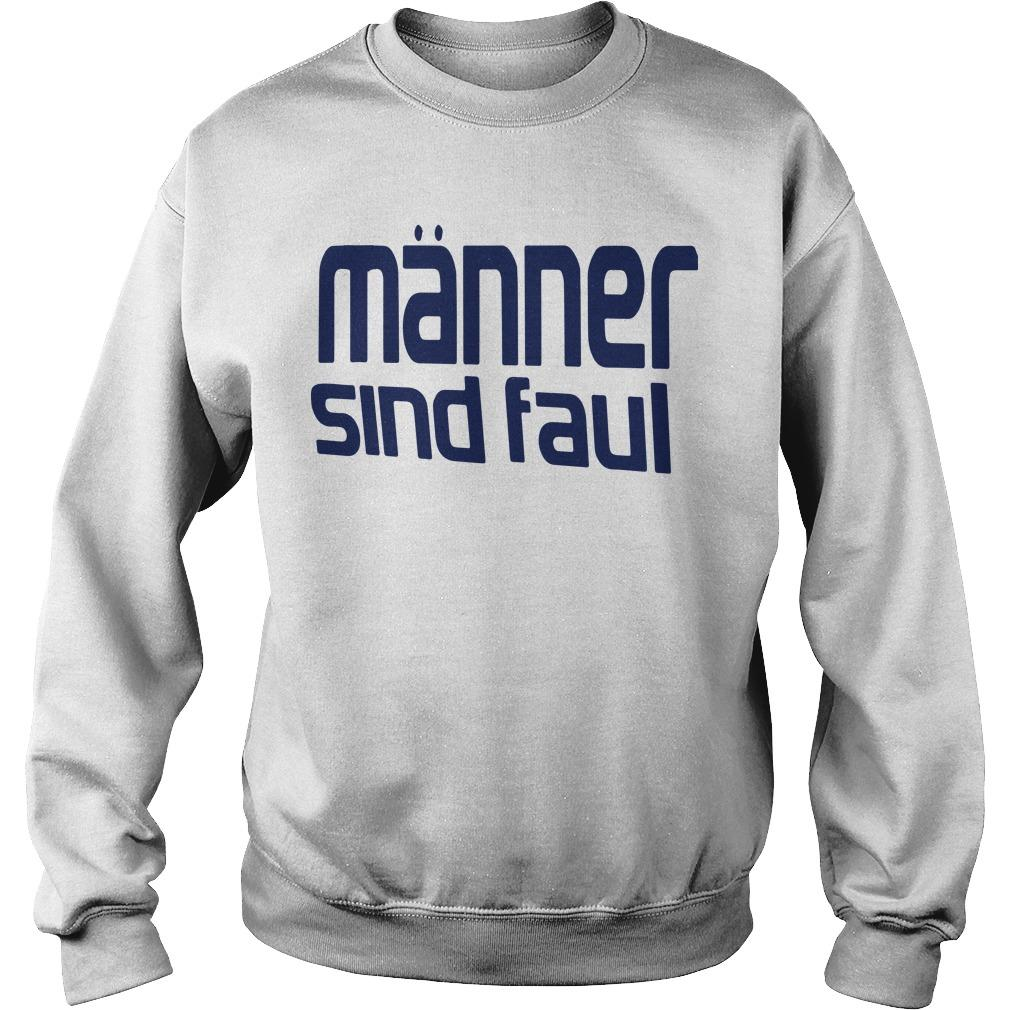 Mario Barth Review Manner Sind Faul Mario Barth T Sweater