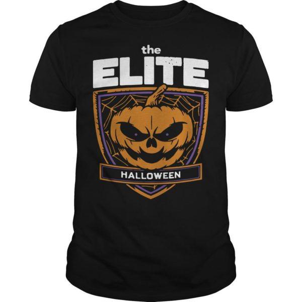 Pumpkin The Elite Halloween Shirt