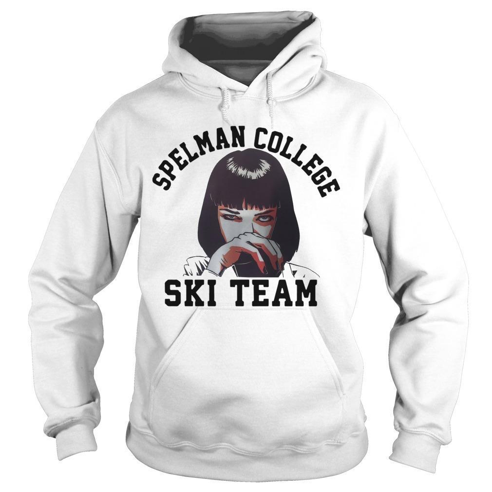 Spelman College Ski Team Hoodie