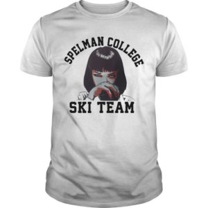 Spelman College Ski Team Shirt