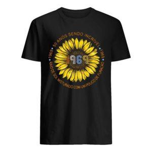 Sunflower 1969 50 Anos Sendo Incrivel Shirt
