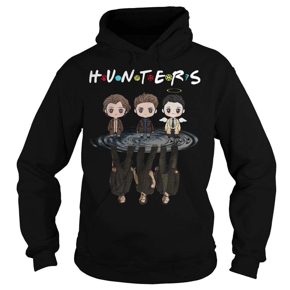 Supernatural Chibi Water Reflection Hunters Hoodie