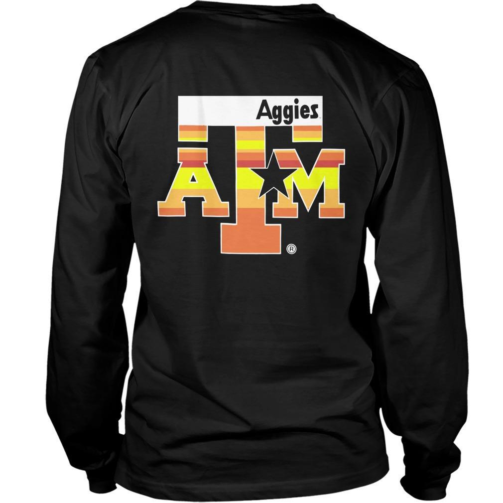 Texas A&M Aggies Longsleeve