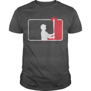 Yankees' Aaron Judge Major League Baseball Logo Shirt