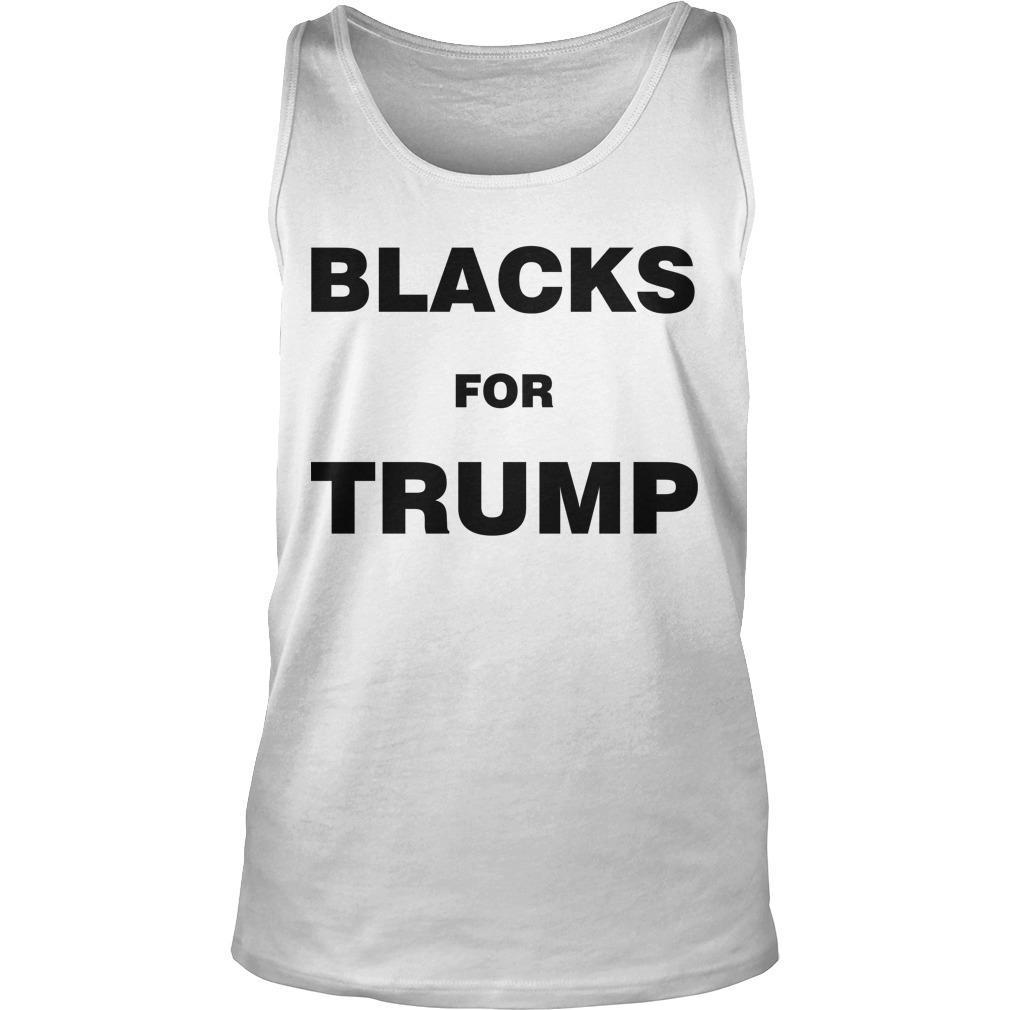 Black Voices For Trump Blacks For Trump Tank Top