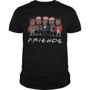 Christmas Legend Rappers Friends Shirt