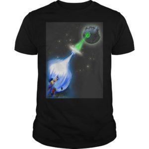 Christmas Star Wars X Songoku Shirt
