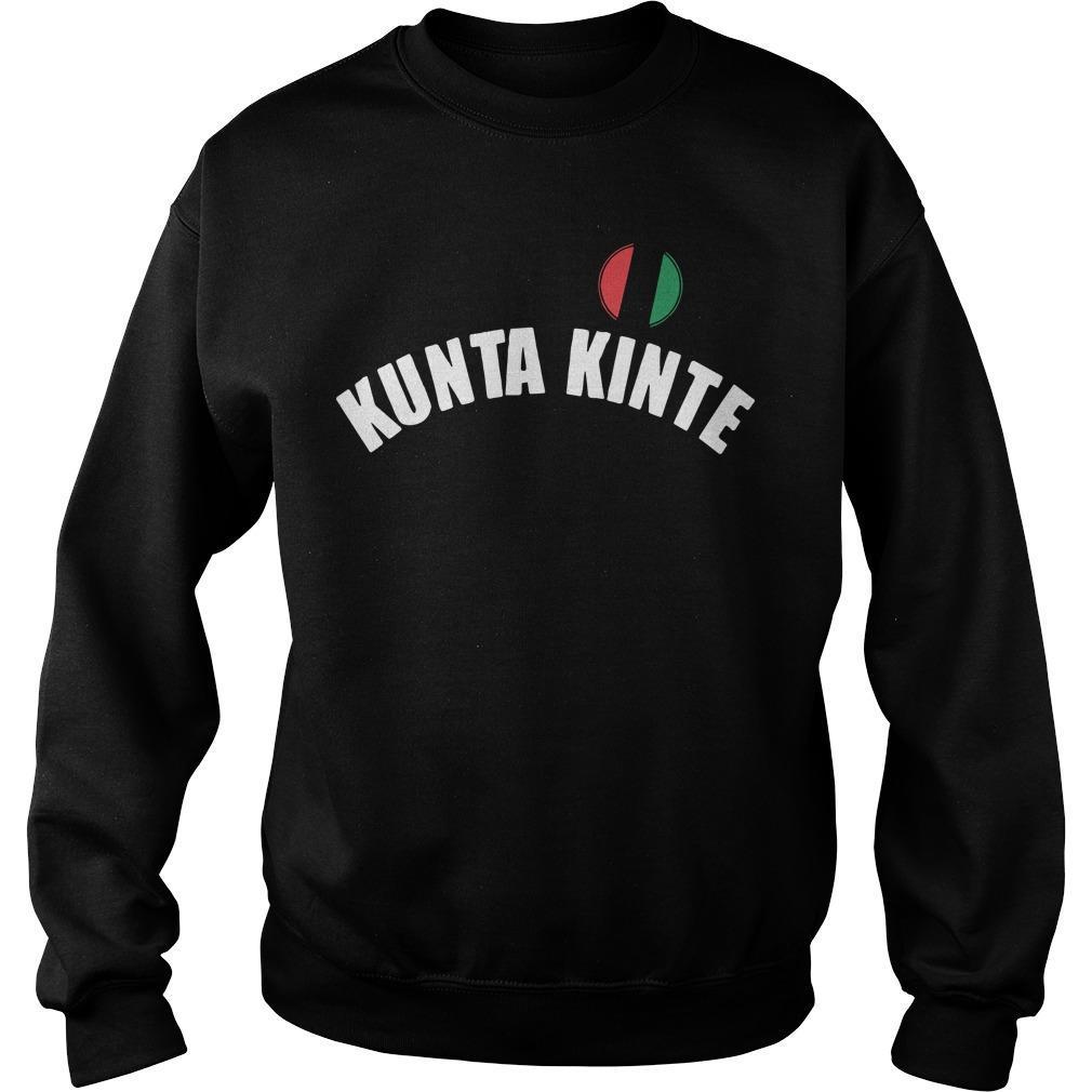 Colin Kaepernick Workout Sweater