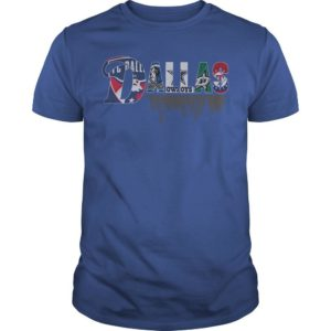 Dallas Fc96 Mavericks Stars Cowboys Texan Shirt