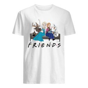 Disney Frozen Tv Show Friends Shirt