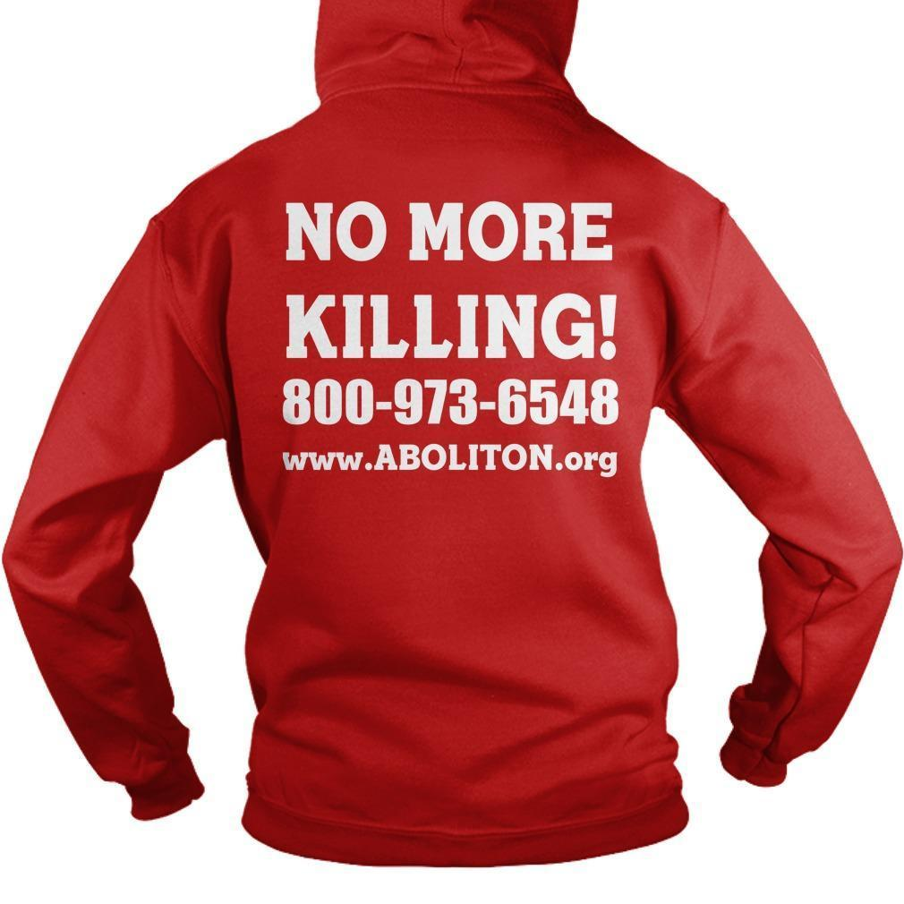 Governor's Mansion Stop Executions Now Hoodie