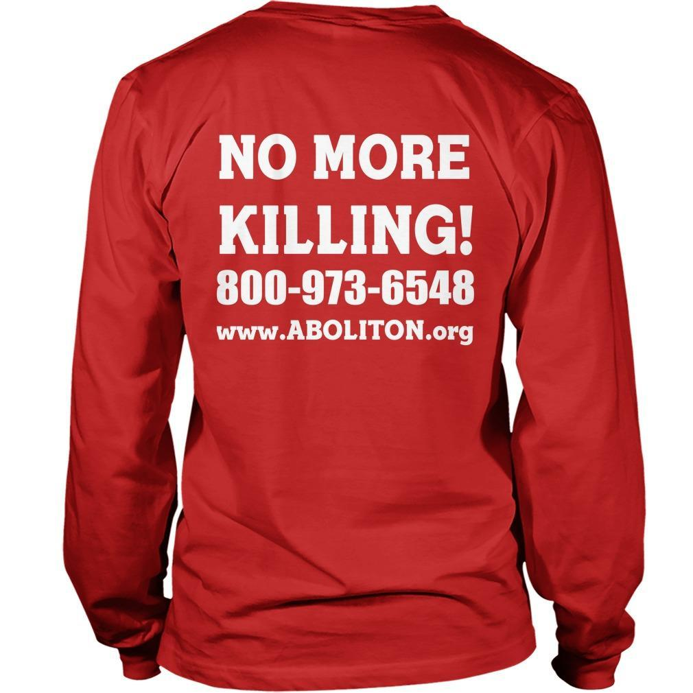 Governor's Mansion Stop Executions Now Longsleeve