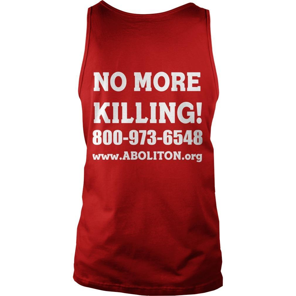 Governor's Mansion Stop Executions Now Tank Top