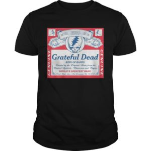 Grateful Dead Kind Of Bands World's Greatest Band Shirt