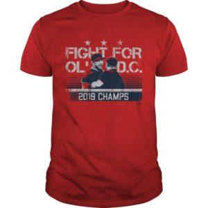 Nationals World Series Shirt
