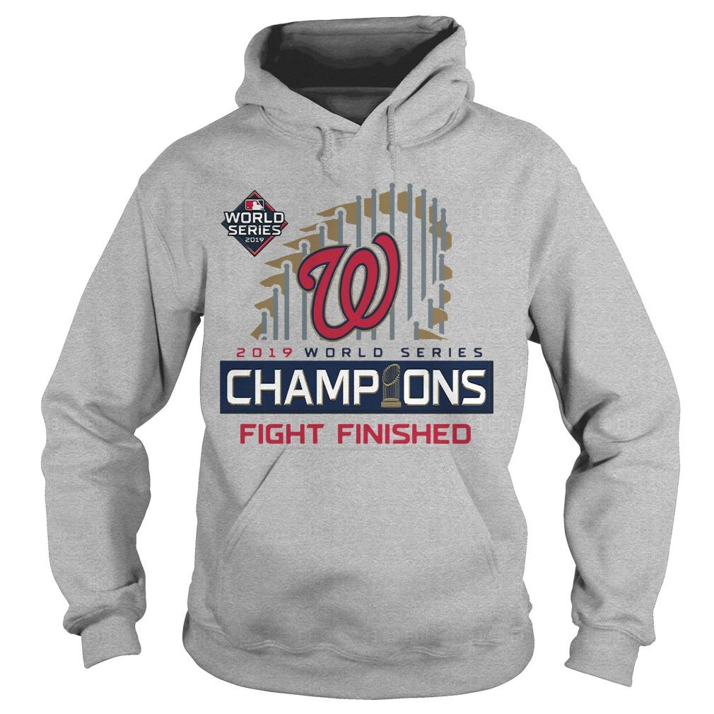 Nats World Series Hoodie