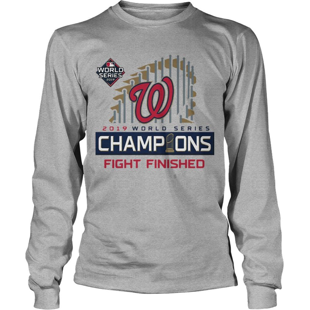 Nats World Series Longsleeve