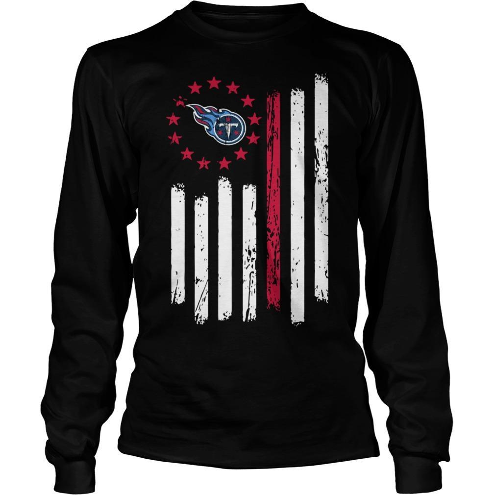 Tennessee Titans Betsy Ross T Longsleeve