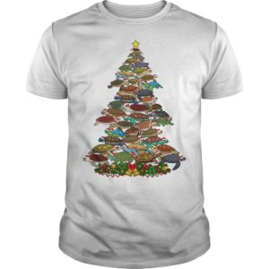 Turtle Christmas Tree Shirt