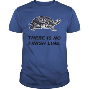 Anthony Davis There Is No Finish Line Shirt