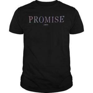 Bts Jimin Promise Shirt
