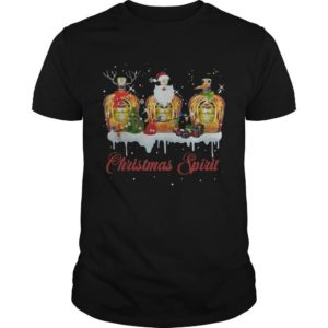 Crown Royal Whisky Christmas Spirit Shirt